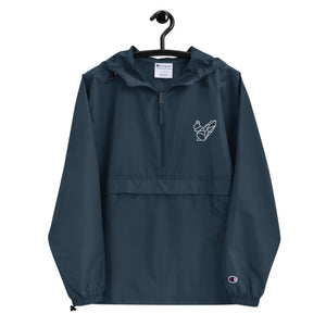 Squifty Champion Squirrel Embroidered Unisex Jacket