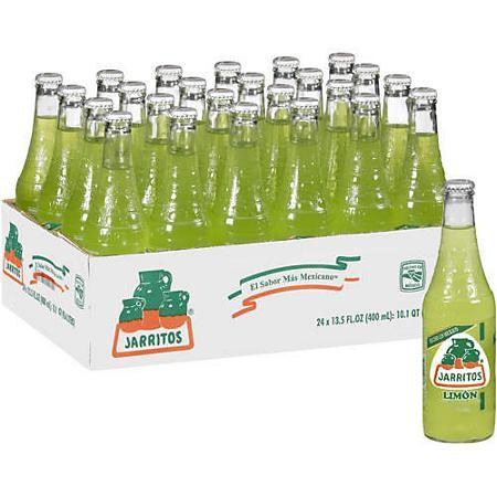 Jarritos Lime 24 Pack