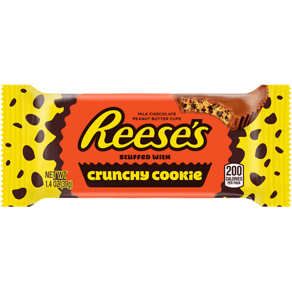 Reeses Crunchy Cookie Cups