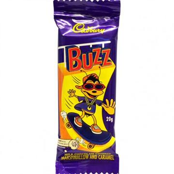 Cadbury Buzz Bar
