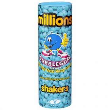 Millions Shakers Bubblegum