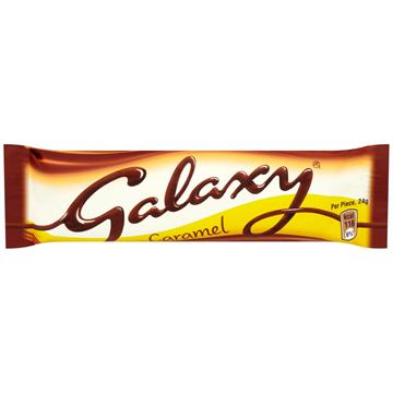 Galaxy Chocolate Bar Caramel
