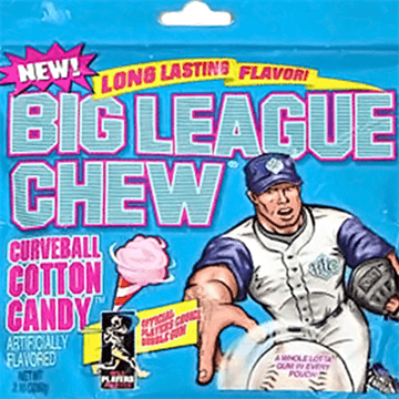 Big League Cotton Candy