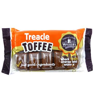 Walkers Treacle Toffee Slab