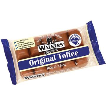 Walkers Original Toffee