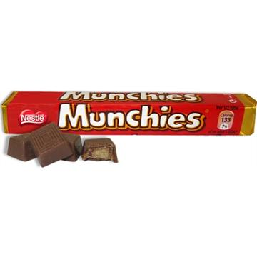 Munchies Chocolate Tube