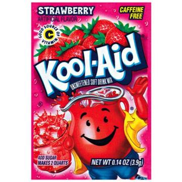 Kool Aid Strawberry Sachet
