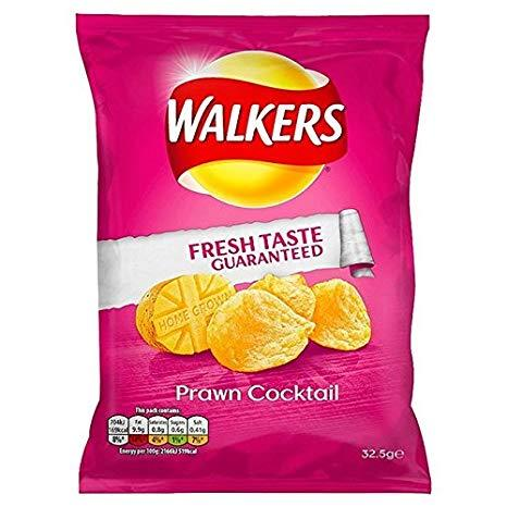 Walkers Prawn Cocktail Bulk