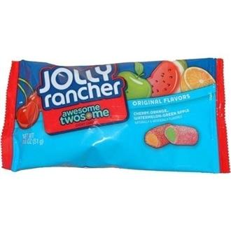 Jolly Rancher Awesome Twosome Chews 51g