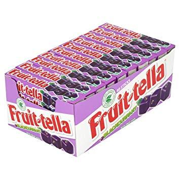 Fruit-tella Blackcurrant Bulk