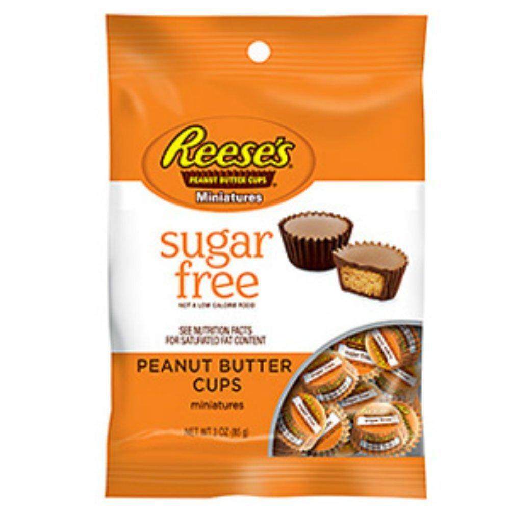 Reese's Sugar Free Mini Cups 85g