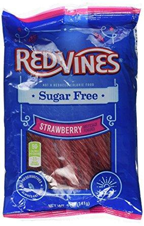 Redvines Sugar Free Strawberry 141g