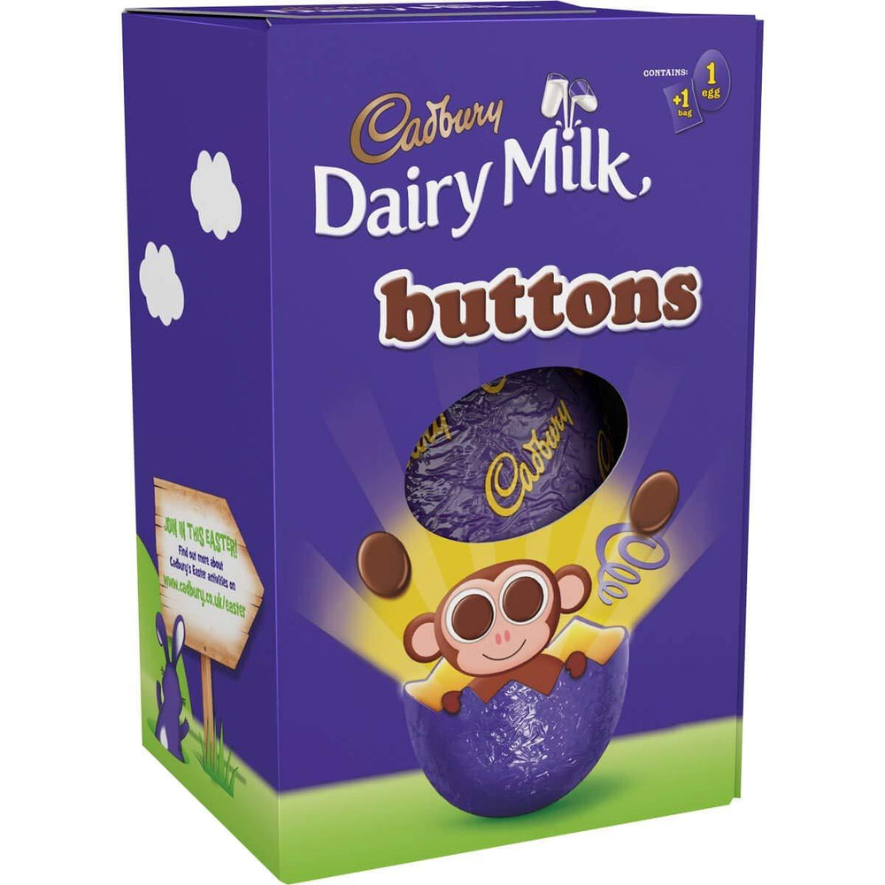 Cadbury Buttons Egg Pack Small