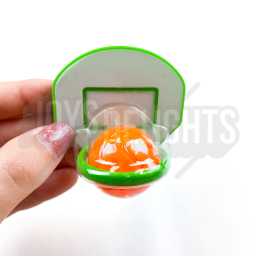 Basketball Hoop Pop Single