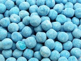 Bon Bons Blue Raspberry 100g