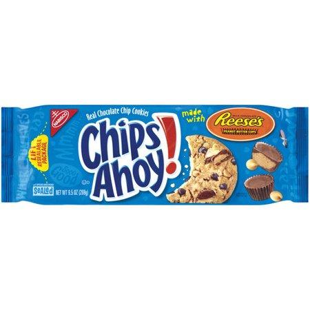 Chips Ahoy Made with Reeses 269g