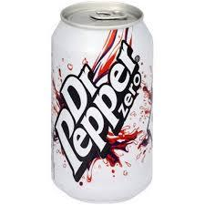 Dr Pepper Zero Can