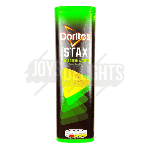 Doritos Stax Sour Cream & Onion 170g