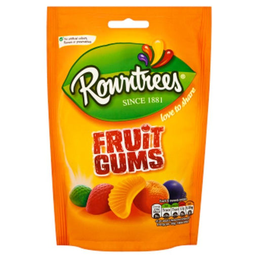 Fruit Gums Pouch 150g