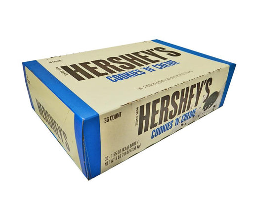Hershey's Cookies & Cream Standard Box