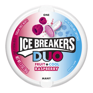 Ice Breaker Duo Raspberry
