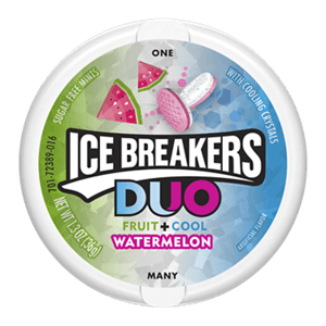 Ice Breaker Duo Watermelon