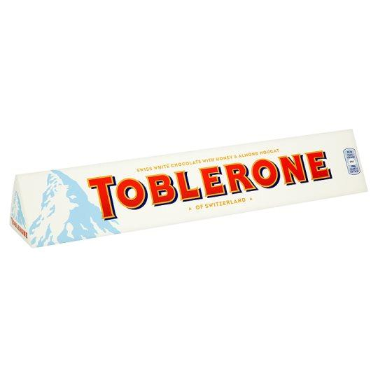 White Toblerone 360g