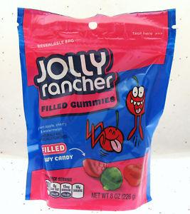 Jolly Ranchers Filled Gummies Pouch 226g