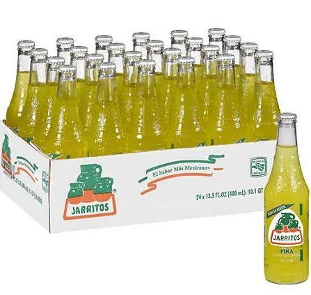 Jarritos Pineapple 24 Pack