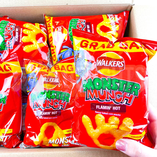 Monster Munch Flaming Hot Bulk