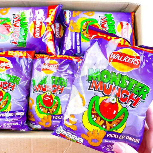 Monster Munch Pickled Onion Bulk
