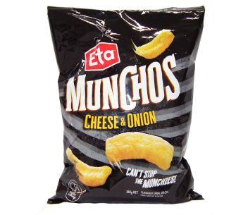 Munchos Cheese & Onion 100g