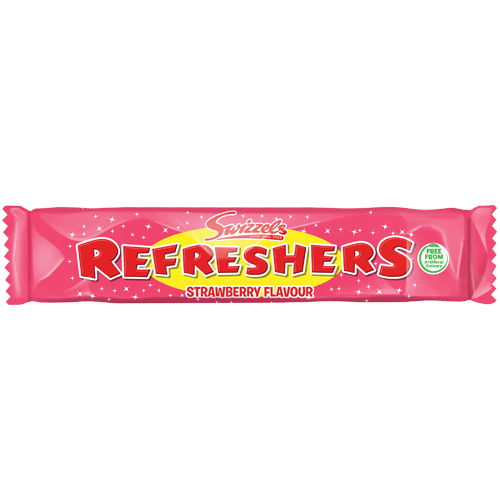 Refreshers Strawberry Bar