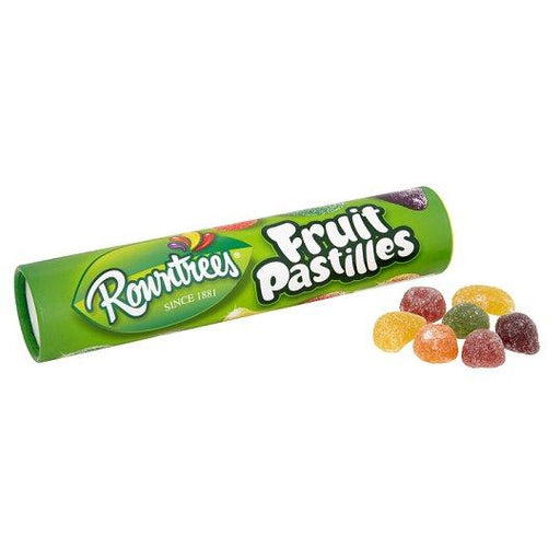 Fruit Pastilles Tube 125g