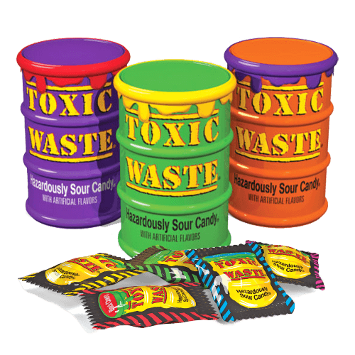 Toxic Waste Drum