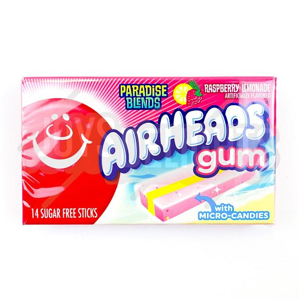 Airheads Gum Raspberry Lemonade