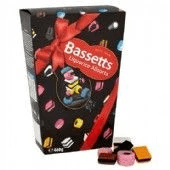 Licorice Allsorts Taper Box
