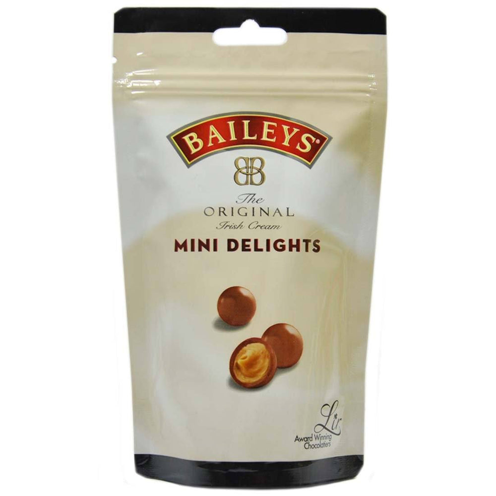 Baileys Chocolate Mini Delights Pouch 102g Bulk