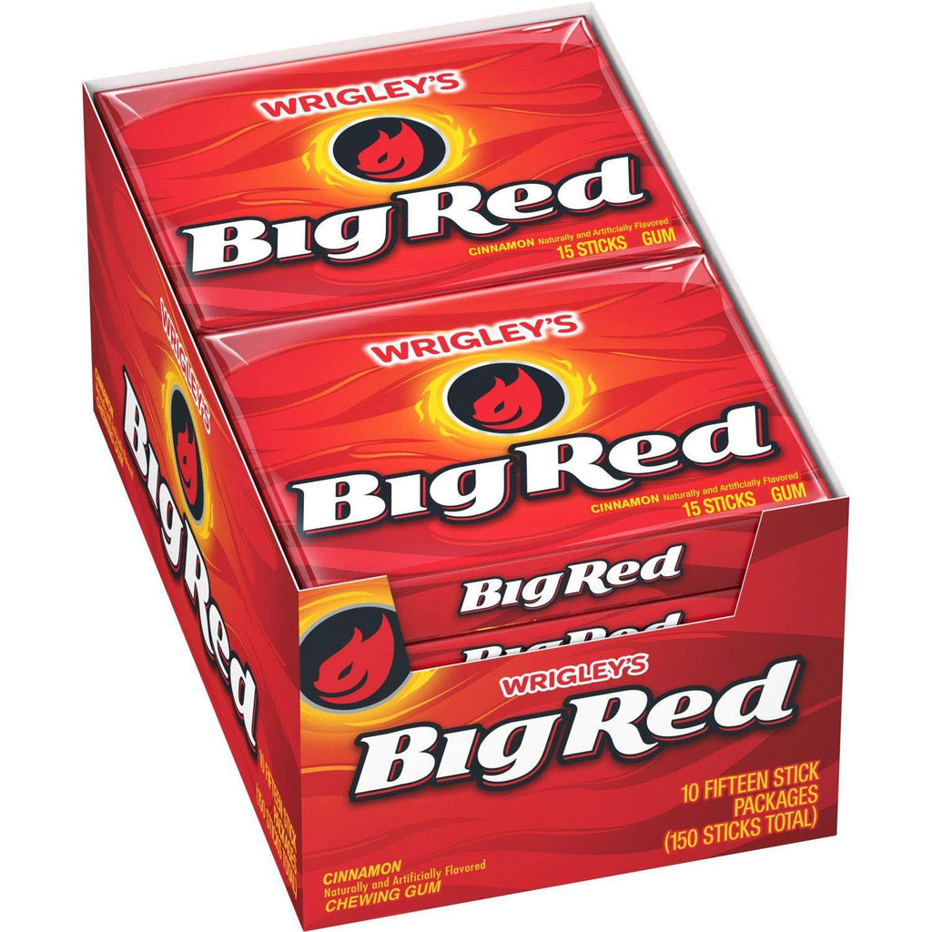 Wrigley's Big Red Gum Bulk