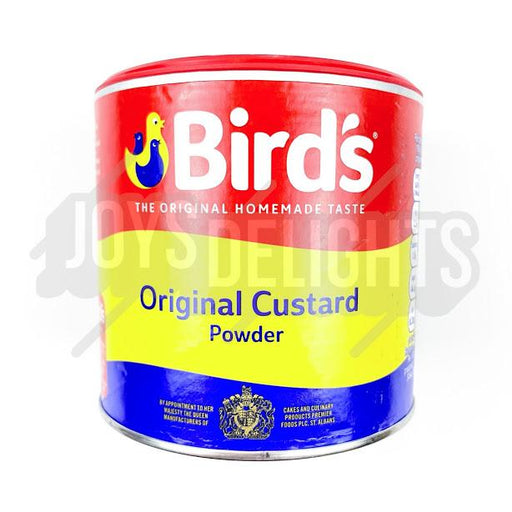 Bird's Custard Powder Drum