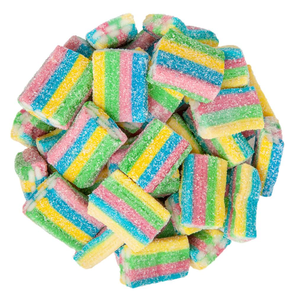 Vidal Sour Rainbow Bricks