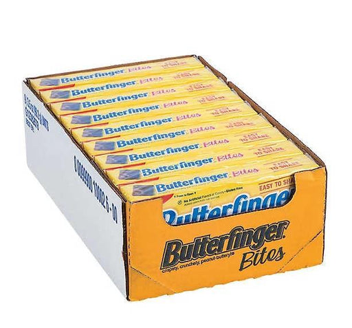 Butterfinger Bites Theatre Box Bulk