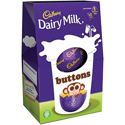 Cadbury Buttons Egg Pack Medium