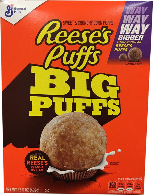 Reese's Big Puffs Large 439g