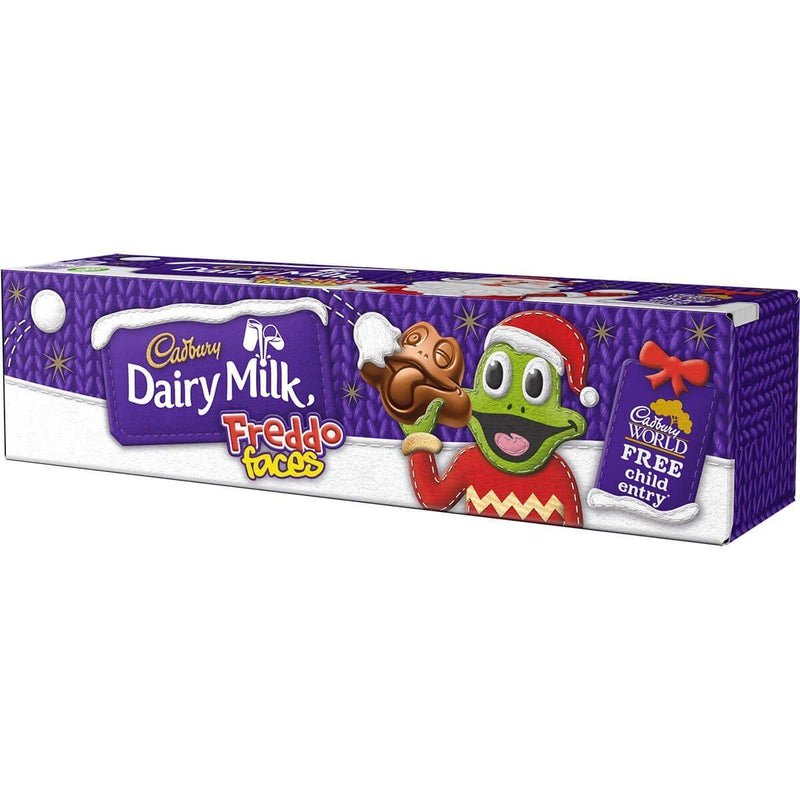 Dairy Milk Freddo Faces Tube 72g