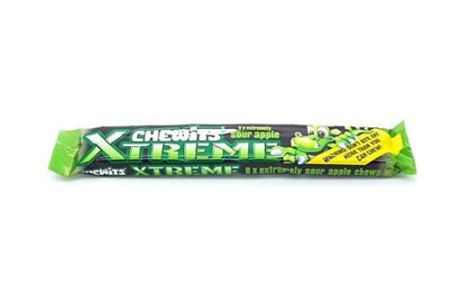 Chewits Xtremes Sour Apple