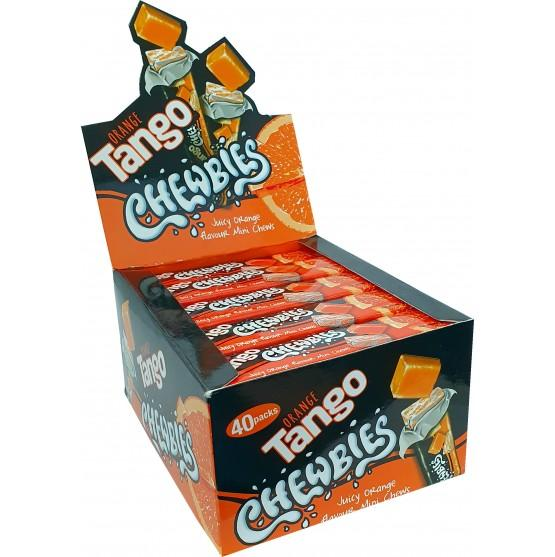 Tango Chewbies Orange Bulk