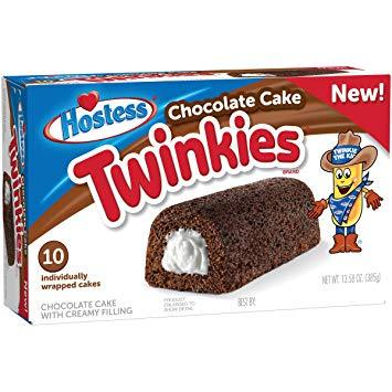 Hostess Chocolate Cake Twinkies Single