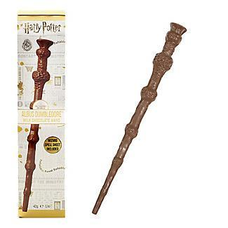 Jelly Belly Albus Dumbledore Milk Choc Wand 42g