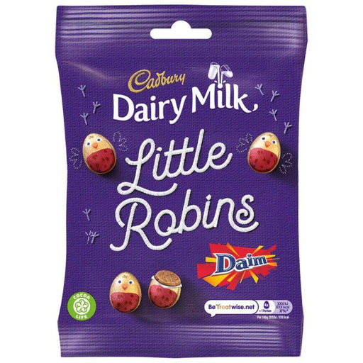 Cadbury Little Robins Daim Bulk